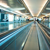Moving Sidewalk, San Francisco International Airport - San Francisco, California