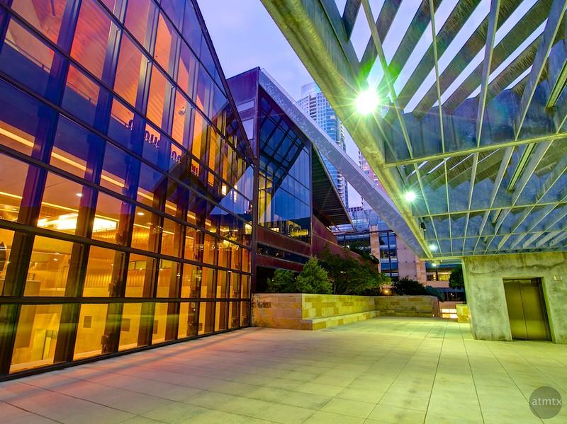 Angles, Austin City Hall - Austin, Texas