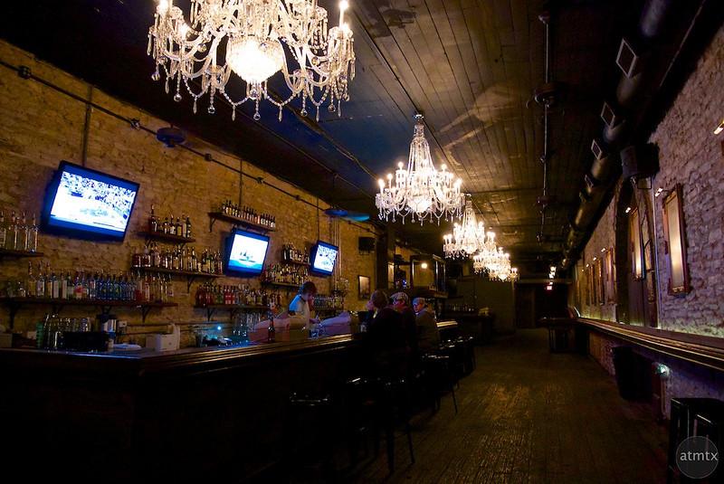 Bar Interior #1, 6th Street - Austin, Texas