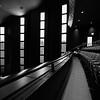 Mezzanine Shadows, Lila Cockrell Theater - San Antonio, Texas