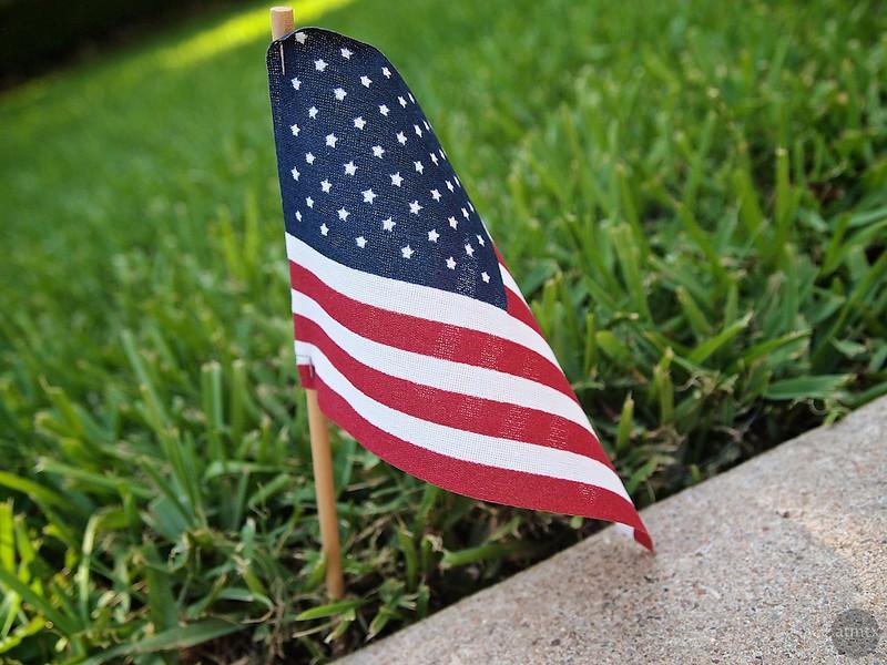 Little US Flag - Austin, Texas
