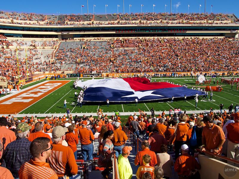 University of Texas Football #1 - Austin, Texas