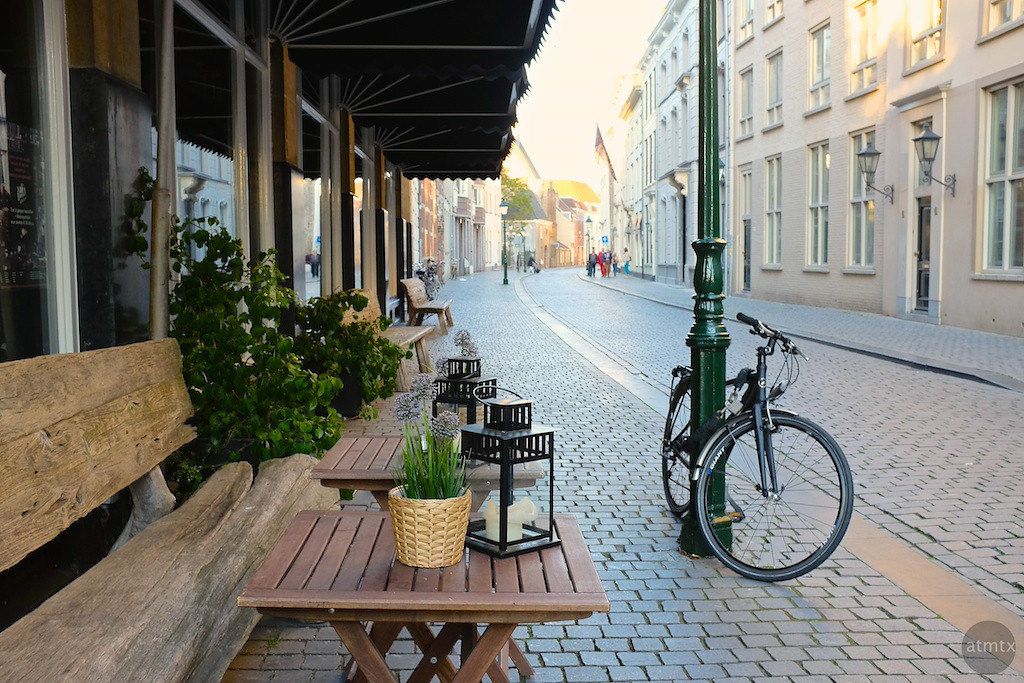 Cafe and Bike - Breda, Netherlands