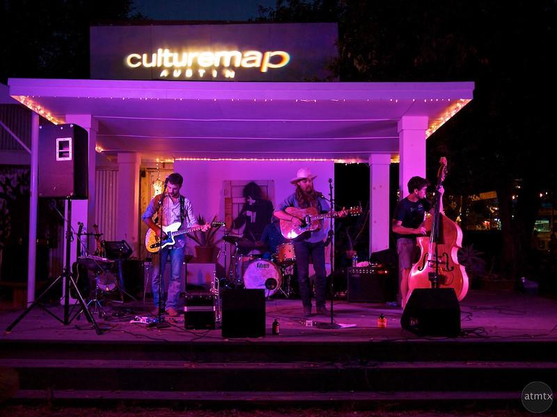 Crooks Perform, Culturemap Launch Party - Austin, Texas
