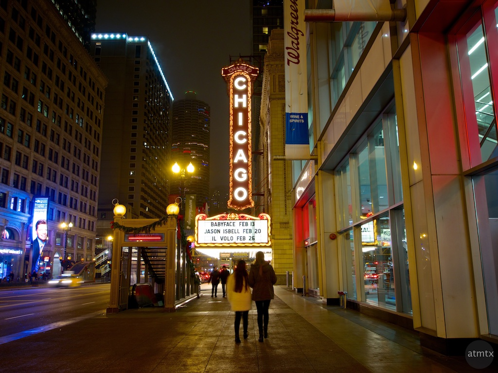 Chicago Theater - Chicago, Illinois