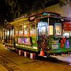 Holiday Cable Car - San Francisco, California
