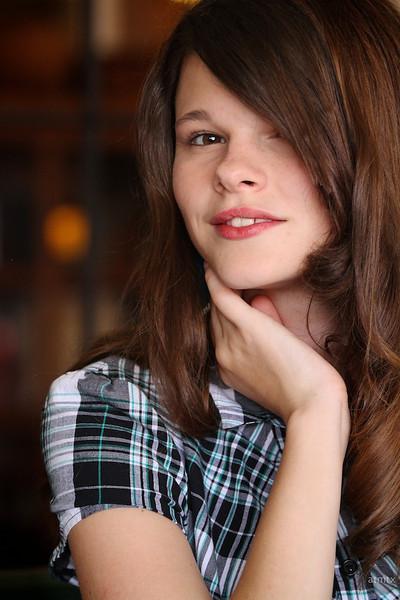Alysia at the 2010 Texas Photo Festival - Smithvile, Texas