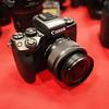 Canon EOS M5, Precision Camera Expo - Austin, Texas