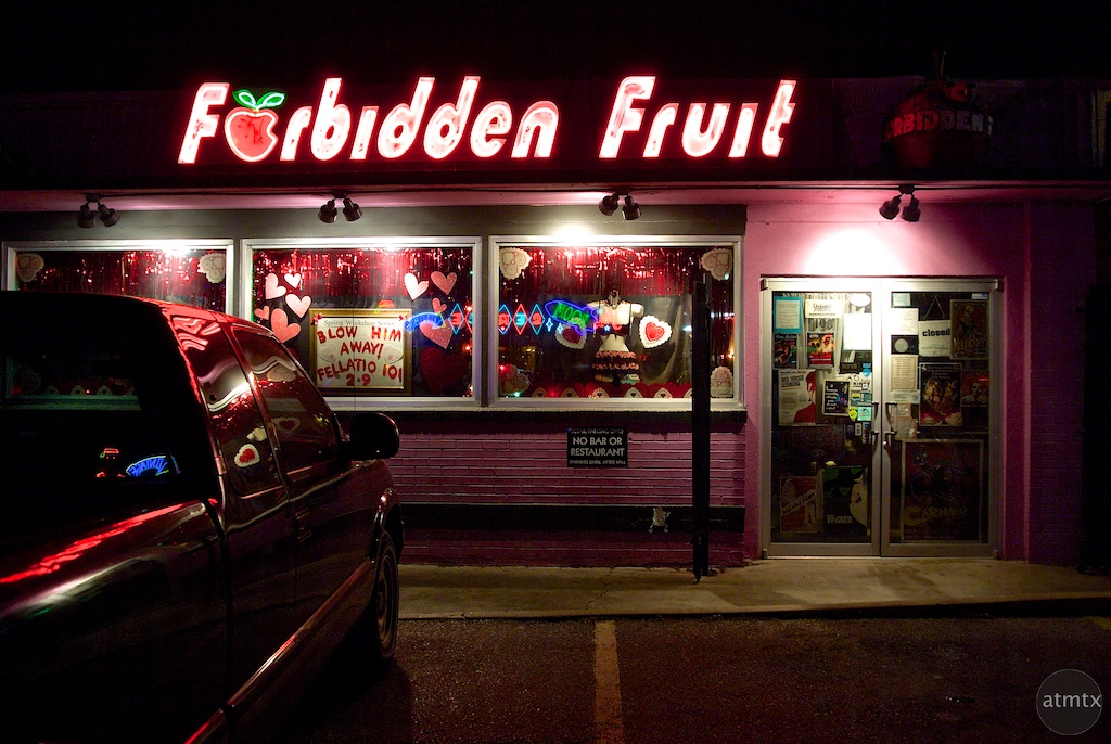 Forbidden Fruit - Austin, Texas