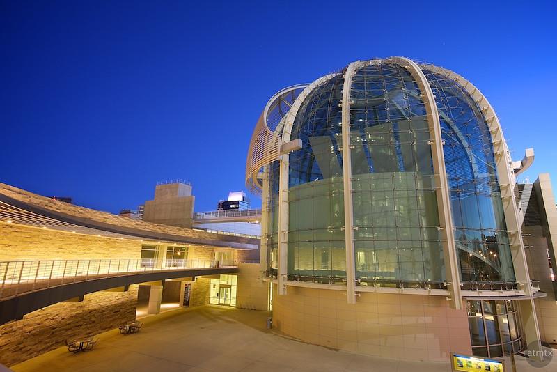San Jose City Hall, Blue Hour - San Jose, California