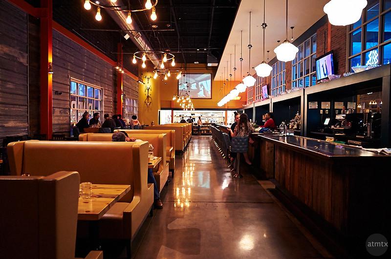 The Long Bar, Punch Bowl Social - Austin, Texas