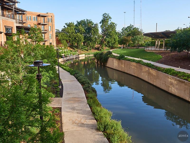 The Other River Walk - San Antonio, Texas
