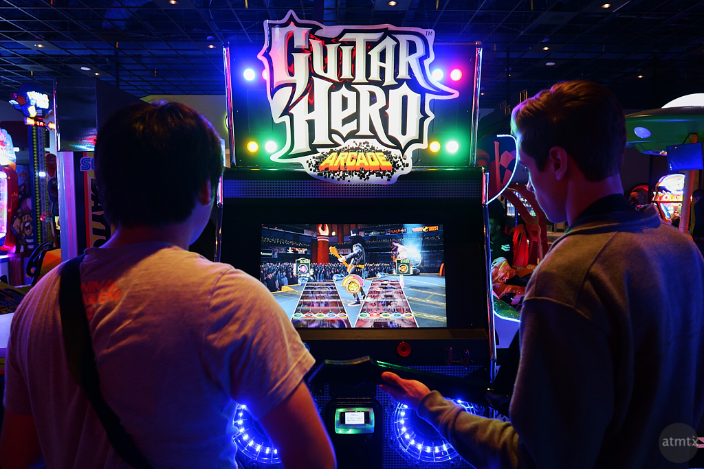 Guitar Hero, Main Event - Austin, Texas