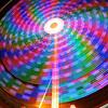 Giant Spiral Lollipop, Rodeo Austin - Austin, Texas