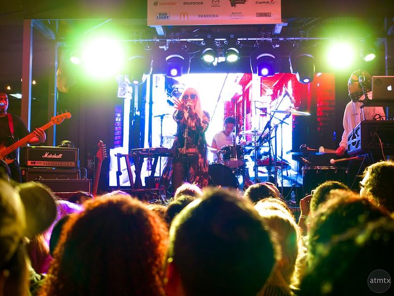 Love X Stereo,  SXSW Music 2016 - Austin, Texas