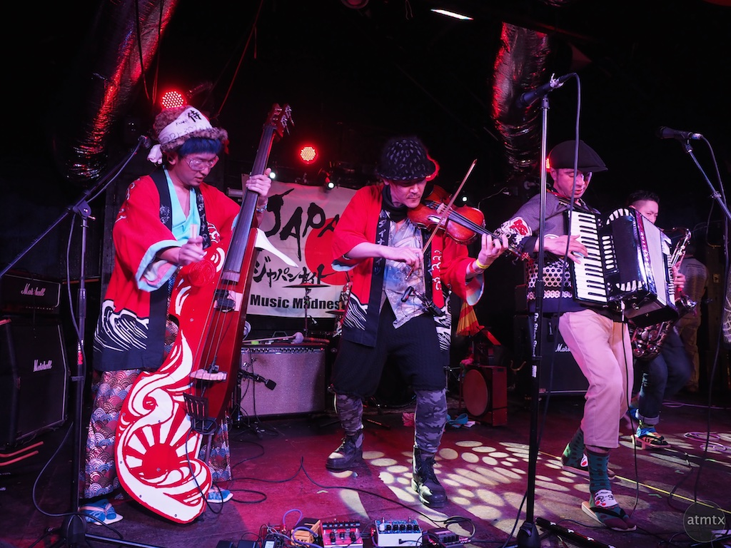 Samurai Dynamites at Japan NIte 2015 - Austin, Texas