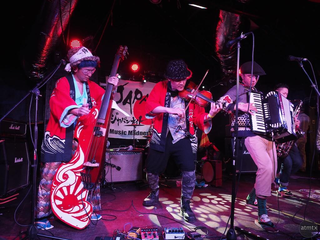 Samurai Dynamites at Japan NIte 2015 - Austin, Texas