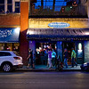 Pubs and Cafes, 6th Street - Austin, Texas