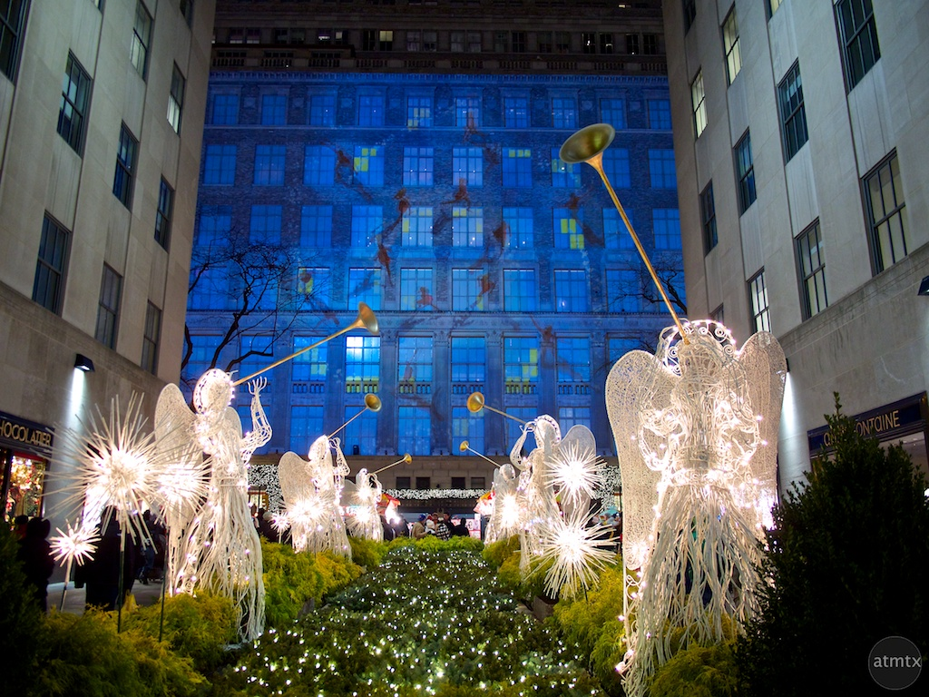 Saks Fifth Avenue Holiday Show #1 - New York, New York