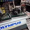 Olympus OM-D at Yodobashi Camera - Osaka, Japan