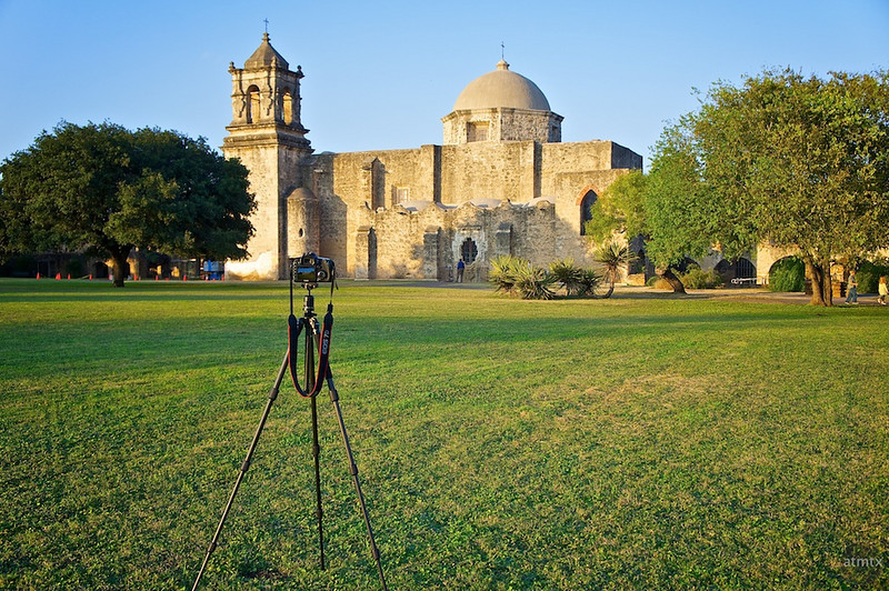 Mission San Jose with Canon 7D - San Antonio, Texas