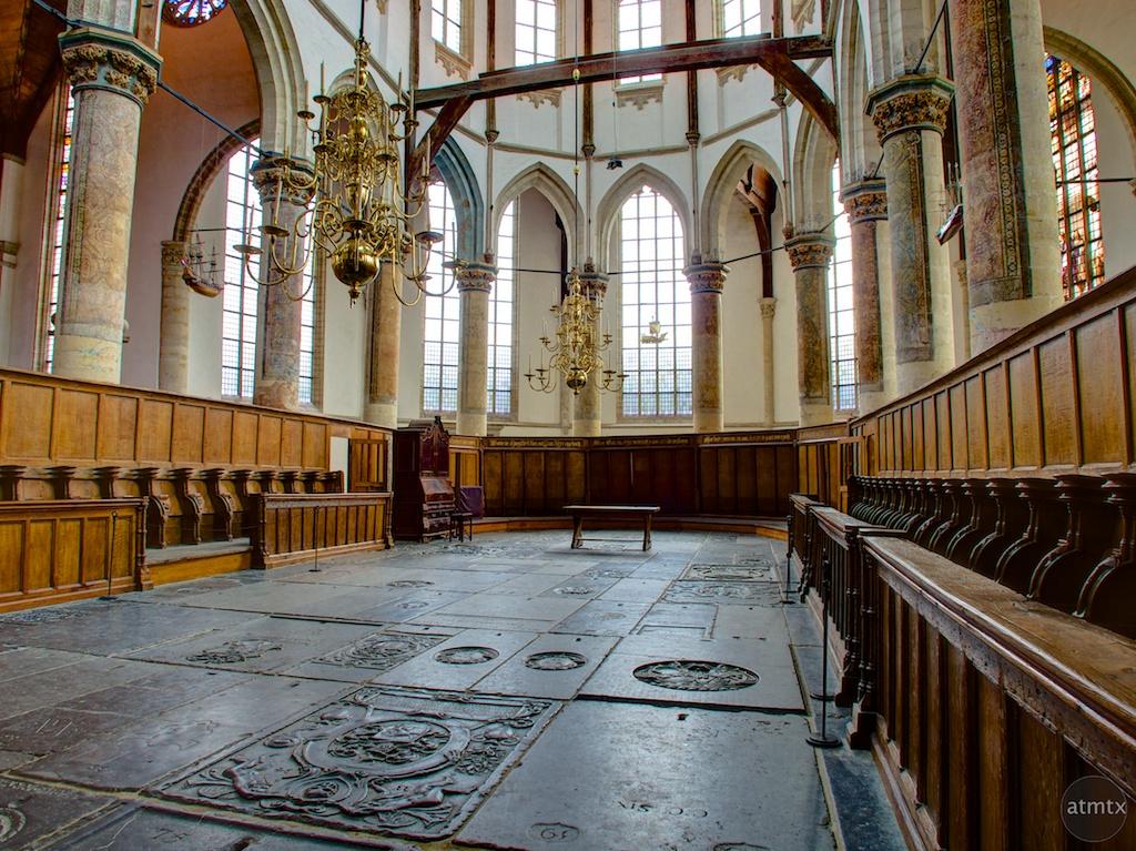 Oude Kerk - Amsterdam, Netherlands