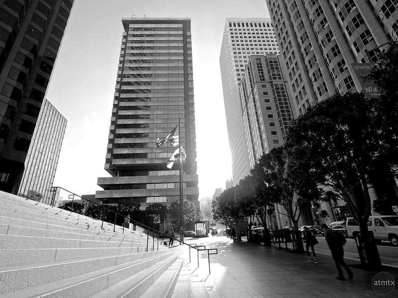 Skyscrapers of San Francisco #9 - San Francisco, California