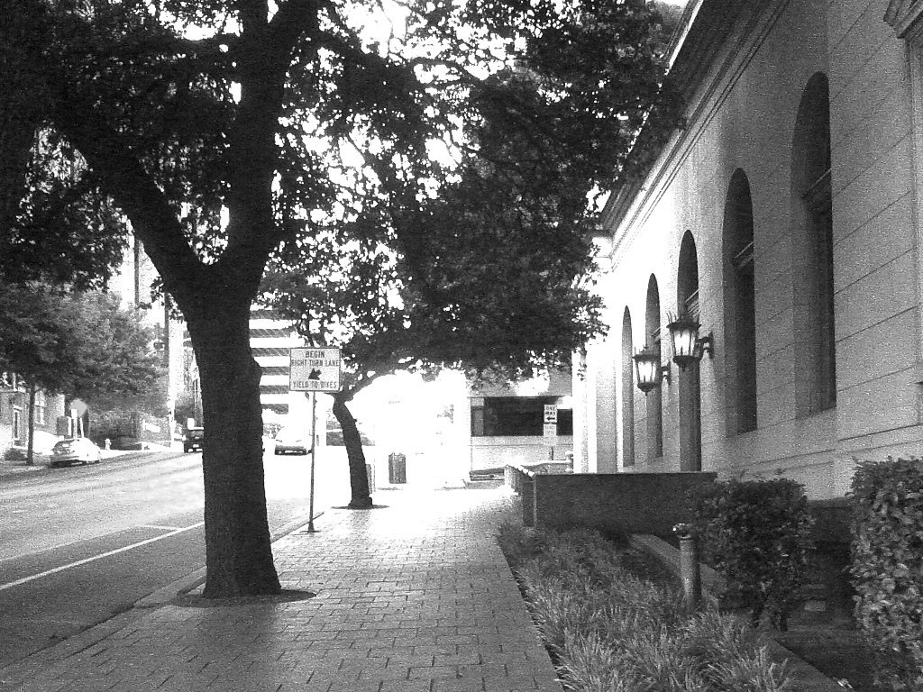 Lofi Downtown - Austin, Texas