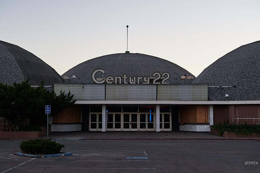Dead Theater, Century 22 - San Jose, California