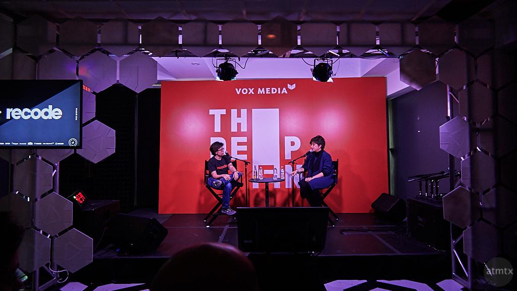 Vox Media Event, SXSW 2018 - Austin, Texas