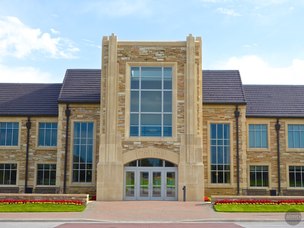 Collins Hall, University of Tulsa - Tulsa, Oklahoma