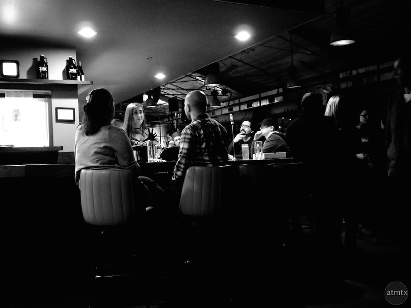 The ABGC Interior #1 - Austin, Texas