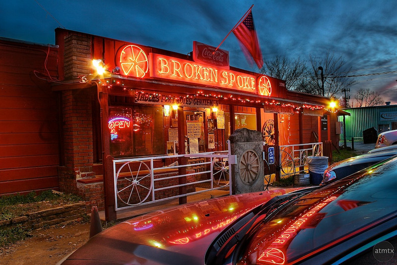 Broken Spoke - Austin, Texas