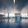 Departure Lobby, Haneda Airport - Tokyo, Japan