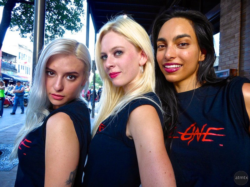 Evil One Women, ROT Rally 2016 - Austin, Texas