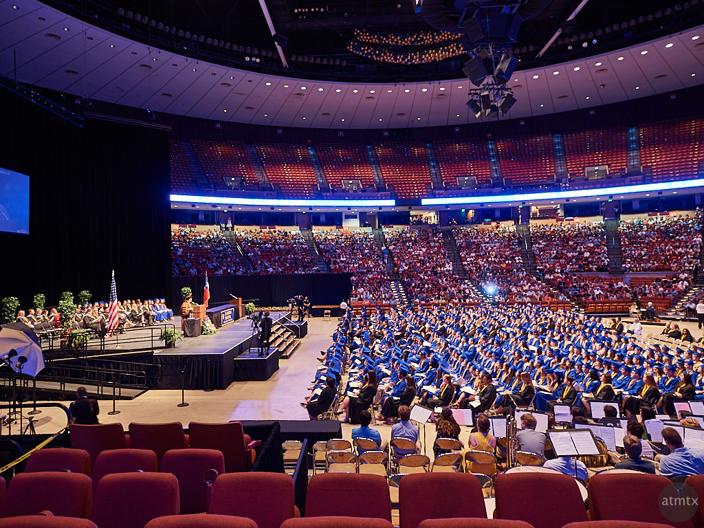 High School Graduation - Austin, Texas