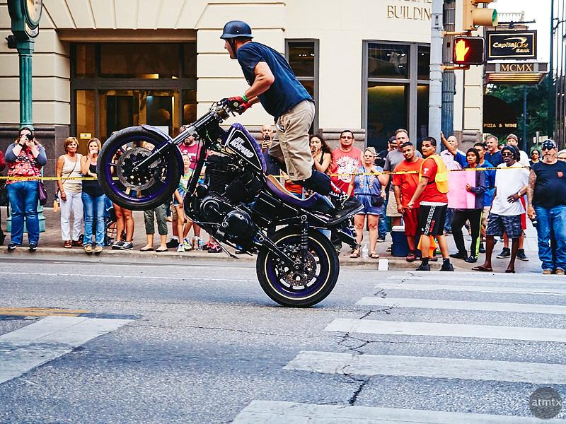 Bike Tricks, ROT Rally - Austin, Texas