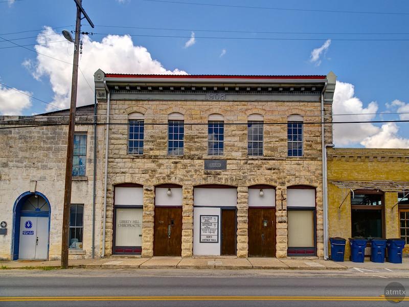 The Bank Building - Liberty Hill, Texas