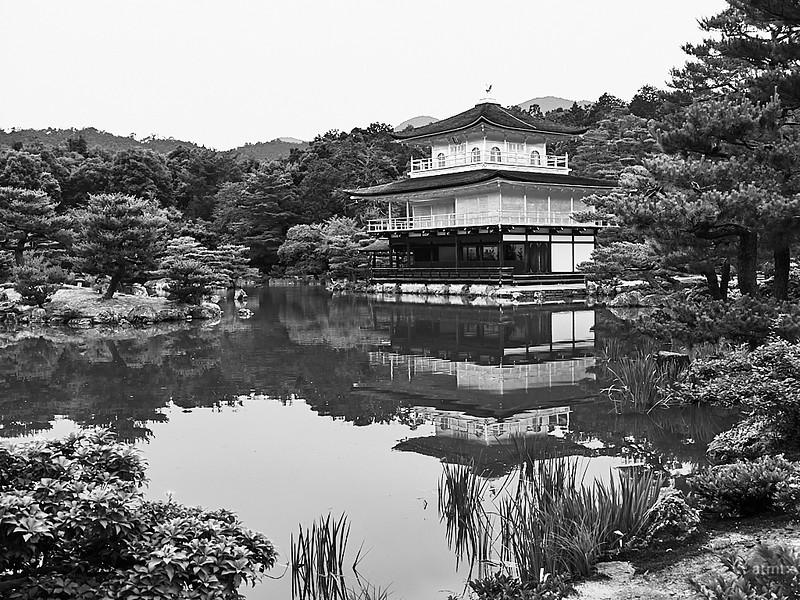 Kinkakuji - Kyoto, Japan