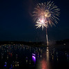 Fireworks over Lake Austin (2014) Canon 6D Before - Austin, Texas