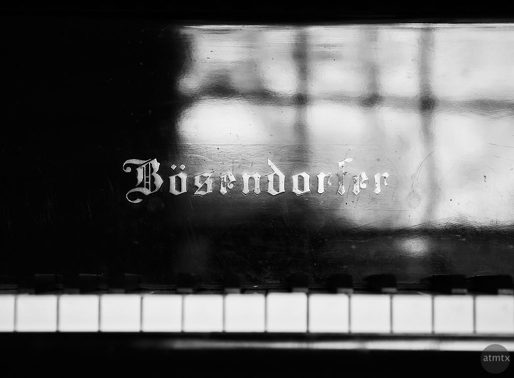 Bosendorfer Abstract, Adam's Music House - Austin, Texas