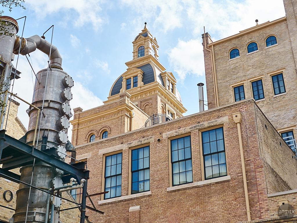 Renovated Pearl Brewery - San Antonio, Texas