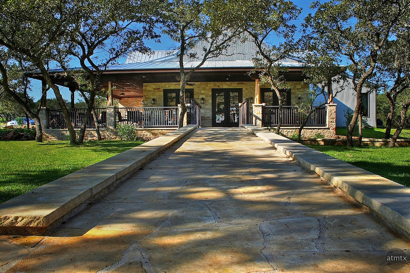 Spicewood Vineyards, Special Events Building - Spicewood, Texas