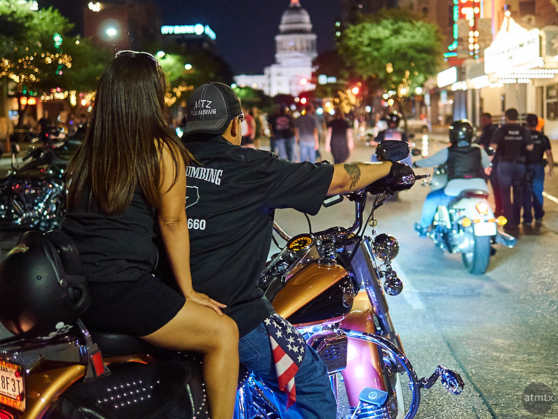 The Ride Home, ROT Rally - Austin, Texas