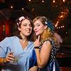 Ashley and Christy at Javalina Bar - Austin, Texas