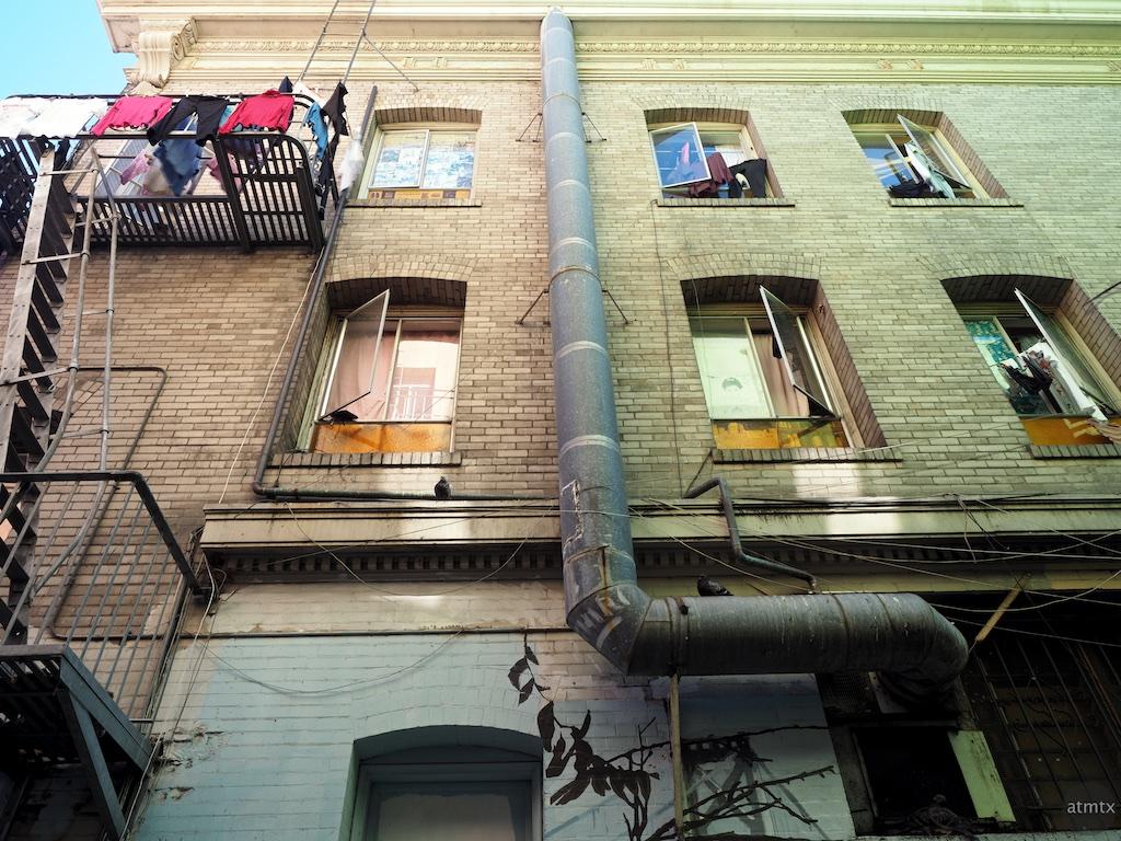 Chinatown Details #2 - San Francisco, California