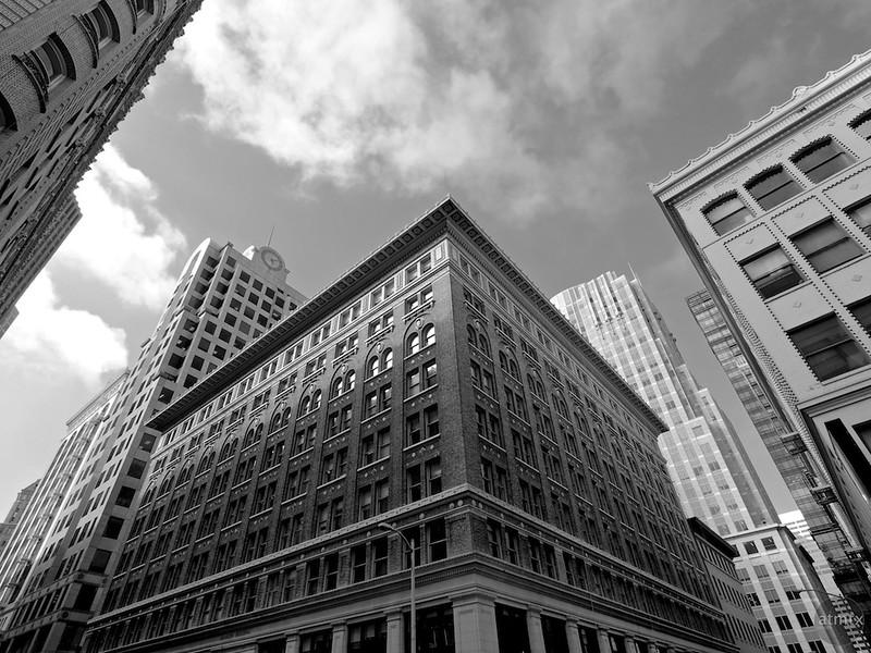Skyscrapers of San Francisco #4 - San Francisco, California