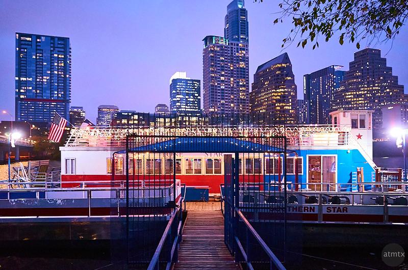 Lone Star Riverboat - Austin, Texas