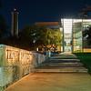 Main Entrance, Trinity University - San Antonio, Texas