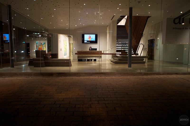 Arthouse Facade - Austin, Texas